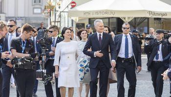 Prezidentas G. Nausėda: negaliu sau leisti kompromisų