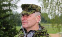 G. Nausėda teikia V. Rupšio kandidatūrą į kariuomenės vadus