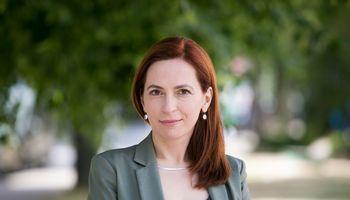 Pirmosios ponios D. Nausėdienės komunikacija rūpinsis žurnalistė R. Statkuvienė