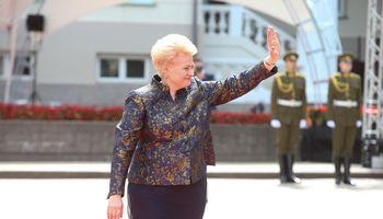Nematoma D. Grybauskaitės diplomatija:10 neskelbtų istorijų