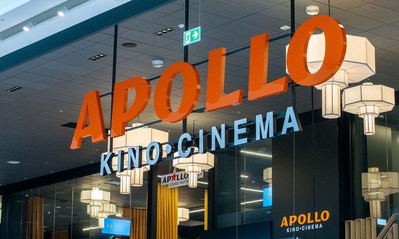 """""""Apollo"""" šį pavasarį atidarytame Rygos PC """"Akropole"""". Juditos Grigelytės (VŽ) nuotr."""