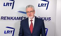 """Internete neteisėtai naudojamasi LRT laidos """"Klauskite daktaro"""" pavadinimu"""