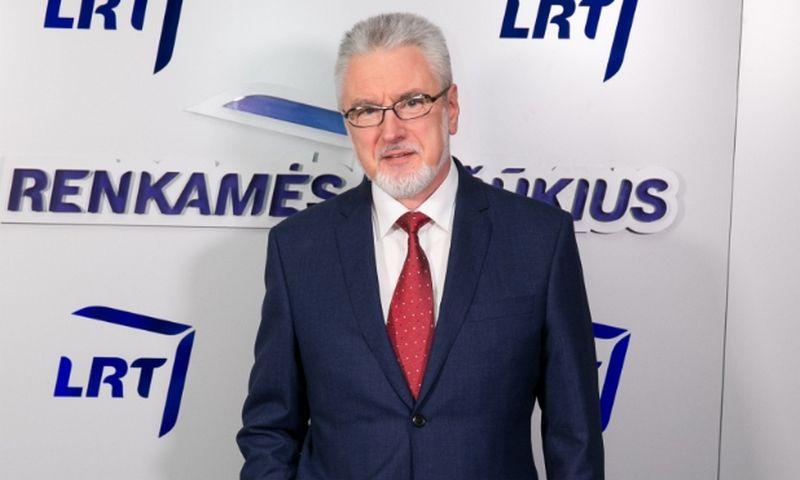 """Alvydas Unikauskas, LRT laidos """"Klauskite daktaro"""" vedėjas. Žygimanto Gedvilos (""""Scanpix"""") nuotr."""