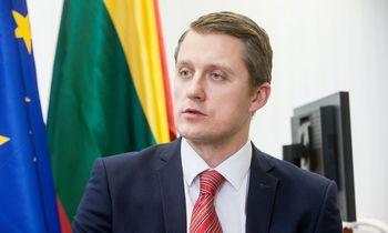 Ž. Vaičiūnas: SGD terminalo mokestis iki šių metų pabaigos bus sumažintas