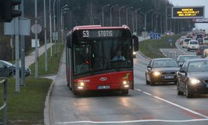 Vilnius už 19 mln. Eur pirks 50 naujų autobusų