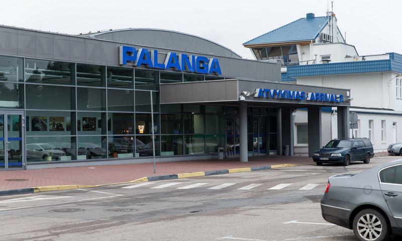 Palangos oro uostas. Vladimiro Ivanovo (VŽ) nuotr.