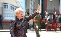 D. Grybauskaitei kol kas padės dvi konsultantės