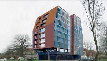 Klaipėdoje rengiasi statyti 54 butų daugiabutį