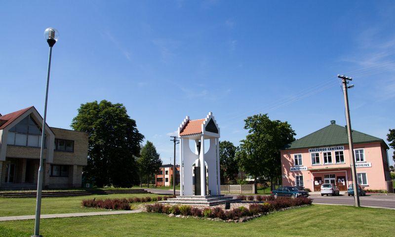 Tarp mažųjų 2020 m. Lietuvos kultūros sostinių – ir Tauragnai Žemaitijoje. Vikipedijos nuotr.
