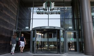 Registrų centrosistemų veikla atstatyta