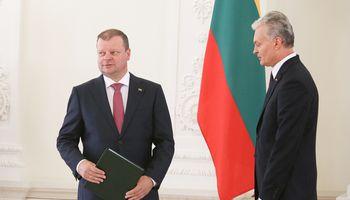 Prezidentas teikia skirti premjerą, kabinete keisis bent keli ministrai