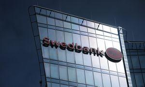 """""""Swedbank"""" pelnas Lietuvoje augo 10%, įspėjimo signalai iš švedų grupės"""