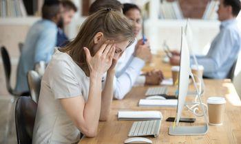 Ar atskiras kabinetas tikrai lemia didesnį darbo našumą?