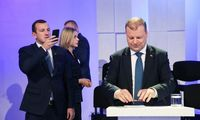 Premjeras ruošiasi Briuselyje derinti kandidatą į eurokomisarus