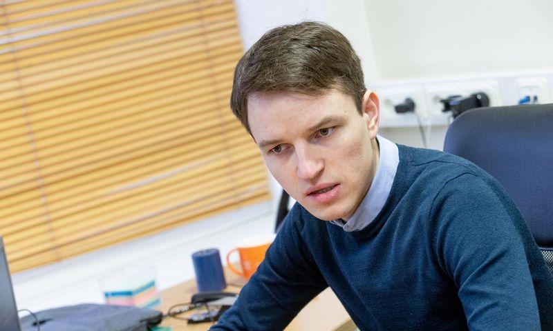 Linas Kojala, politologas, Rytų Europos studijų centro direktorius. Juditos Grigelytės (VŽ) nuotr.