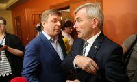 Koalicija sudaryta, bet politinė sumaištis tebetvyro