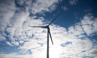 Vėjo jėgainės jūroje galėtų būti netoli Šventosios, rodo studija