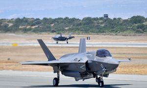 Turkija negaus pažangiausių F-35 naikintuvų