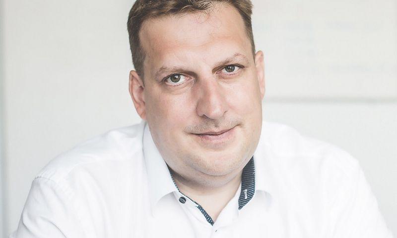 "Rimantas Damanskis, ""Artilux NMF"" vadovas. Bendrovės nuotr."