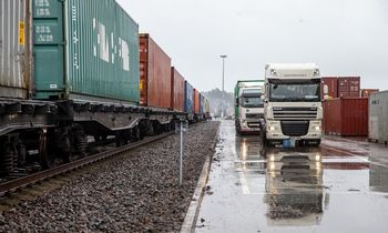 Tuščių konteinerių kaina – beveik 18 mlrd. Eur per metus