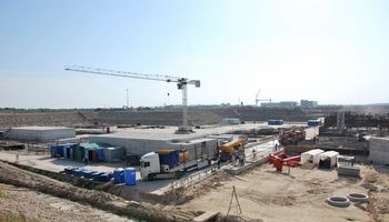 RusijakonservuojaAE statybą Kaliningrade