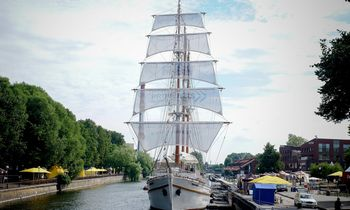 Klaipėda už 5 mln.Eur rekonstruos Danės krantinę