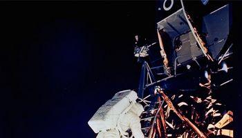 Prieš 50 metų žmonės išsilaipino Mėnulyje