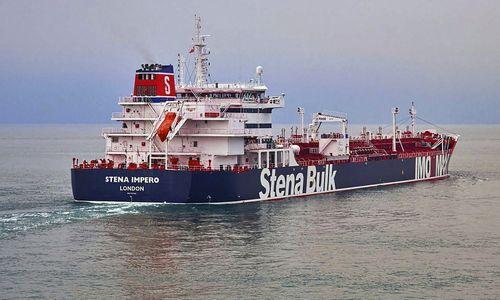 Iranas užgrobė britų tanklaivį