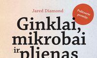 Knygos: Ginklai, mikrobai ir plienas kviečio draugijoje
