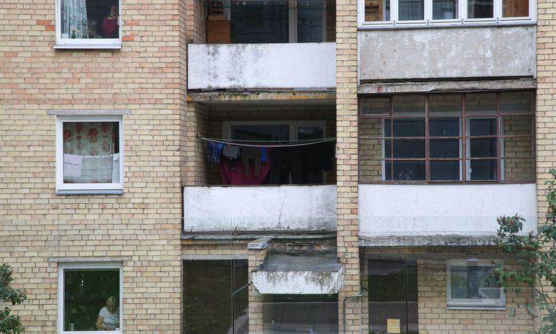 Rekordiniais metais – merdinti statyba mažesniuose miestuose