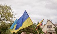 Ukrainiečiai Lietuvoje balsuoja parlamento rinkimuose