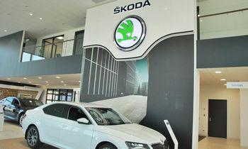 """""""Škoda"""" prekiaujanti ARX tikisi stabilaus iki 11% augimo"""