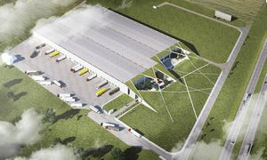 SBA logistikos centro plėtrai prie Klaipėdos skolinasi 12,3 mln. Eur
