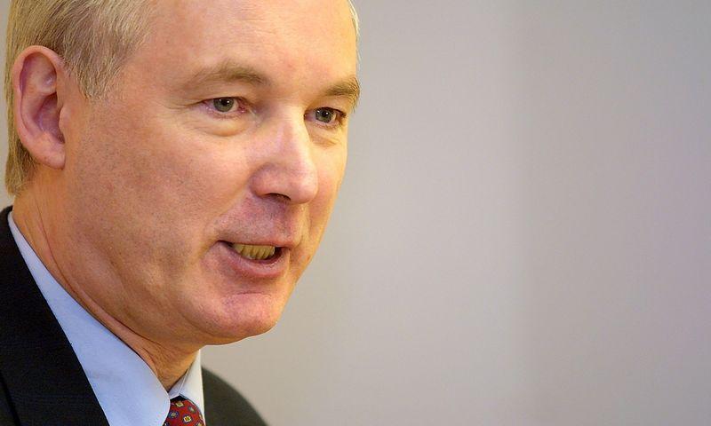 Adolfas Šleževičius buvo Lietuvos premjeras nuo 1993 m. kovo iki 1996 m. vasario. VŽ archyvo nuotr.