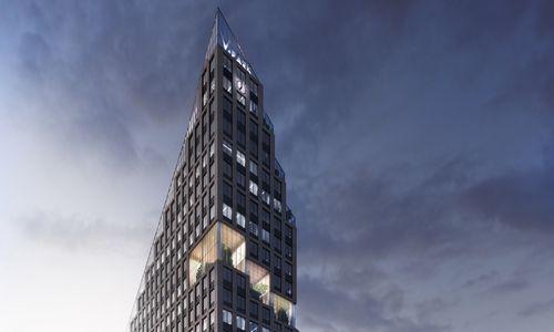 """""""Eikos"""" planuojamo verslo centro architektūriniame konkurse – 17 darbų"""