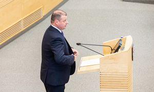Premjeras: dar ne dėl visų kandidatų į ministrus sutarta su prezidentu