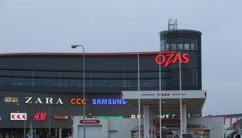 """PC """"Ozas"""" lankytojų skaičius ūgtelėjo 16%"""