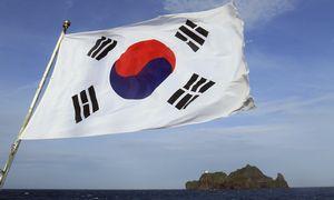 Rusija pirmą kartą pažeidė Pietų Korėjos oro erdvę