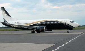 """""""KlasJet"""" orlaivių parką papildė du nauji """"Boeing 737VIP"""" lėktuvai"""