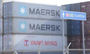 Aistros dėl baltarusiškų ir kiniškų krovinių