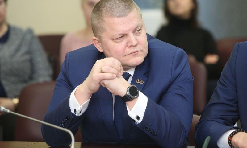 """Dainius Gaižauskas. Vidmanto Balkūno (""""15min"""" / """"Scanpix"""") nuotr."""