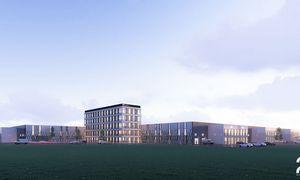 Klaipėdoje planuoja 23.000 kv. m kompleksą: sandėlius, biurus, motelį