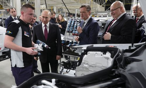 Daugiausia verslu su Rusija iš ES šalių užsiima Vokietija ir Prancūzija