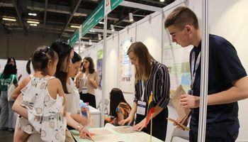 JaunųjųLietuvos tyrėjų sėkmėpasauliniame inovacijų konkurse
