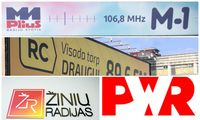 """Didžiausią metinį reklamos šuolįskaičiuoja """"Power Hit Radio"""" ir Žinių radijas"""