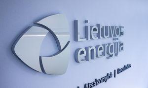 """""""Lietuvos energijos"""" grupės pajamos pirmąjį pusmetį augo 22%, iki 763,6 mln. Eur"""