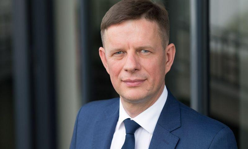 Mindaugas Plečkaitis, Šiaulių banko Kauno regiono vadovas, sako, kad sezoninis verslas nėra nei lengvesnis, nei lankstesnis už įprastus verslo modelius. Bendrovės nuotr.