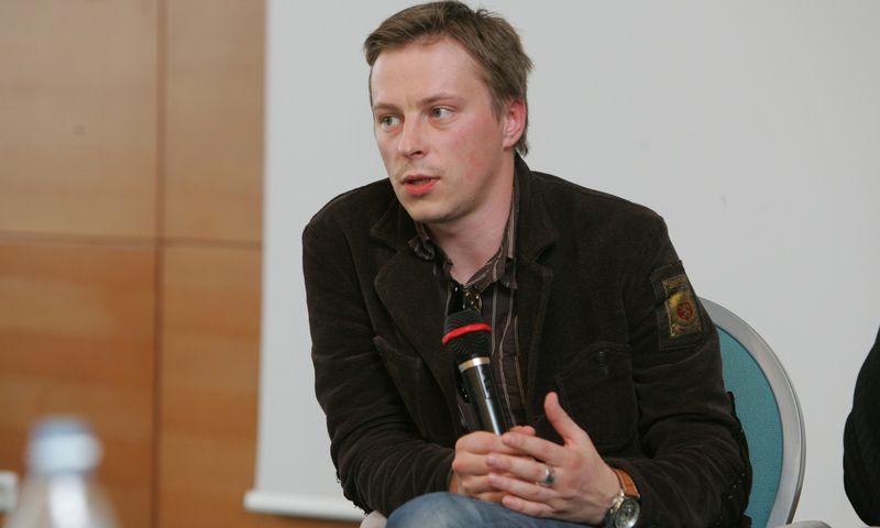 """Paulius Virbickas, UAB """"Media incognito"""" direktorius. Herkaus Milaševičiaus nuotr."""