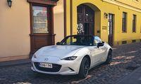 """VŽ bando """"Mazda MX-5"""": kai pojūčiai svarbiau už skaičiavimus"""