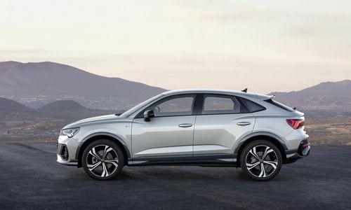 """Audi Q3 Sportback"" užpildys spragą gamoje"